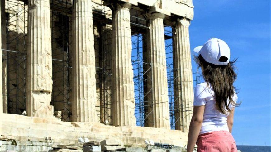 Афины для детей и взрослых - экскурсии
