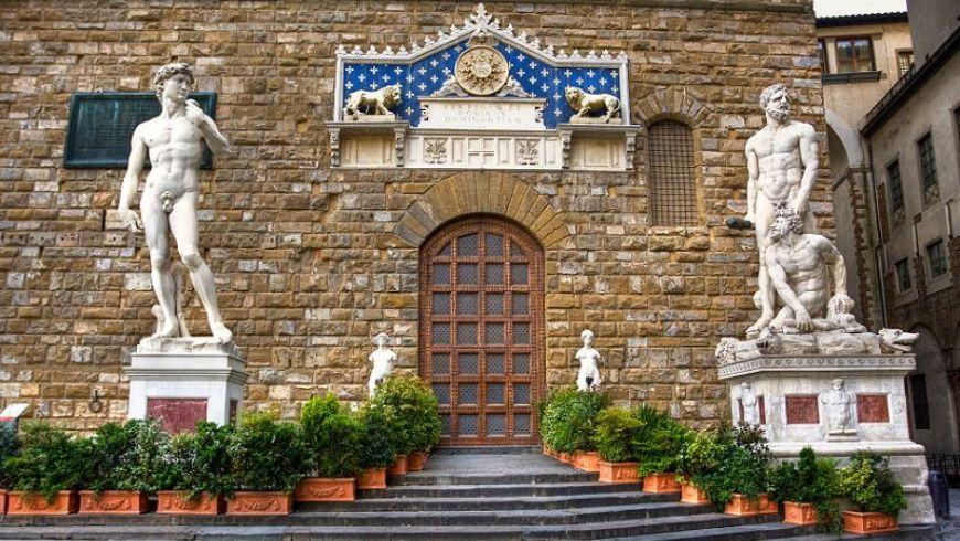 В гостях у Палаццо Веккьо - экскурсии
