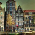 Старый Амстердам ипрогулка накораблике - экскурсии