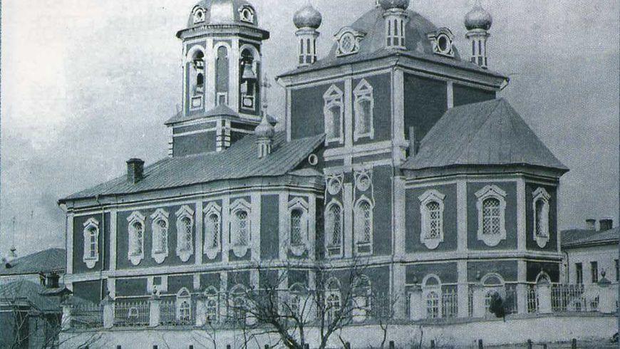 Исчезнувшие церкви Залесского города - экскурсии