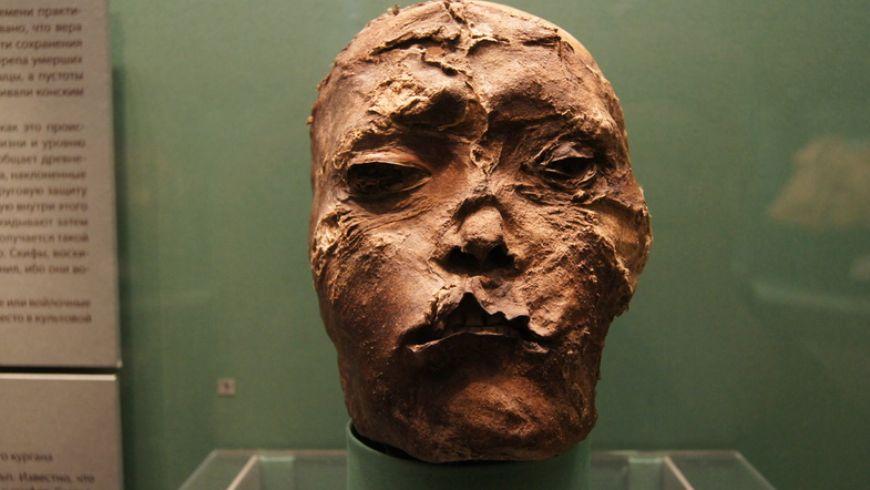 Охота на мумий в Эрмитаже - экскурсии