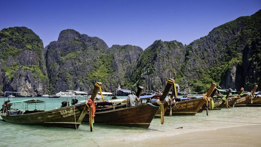 Путешествие к островам Пода