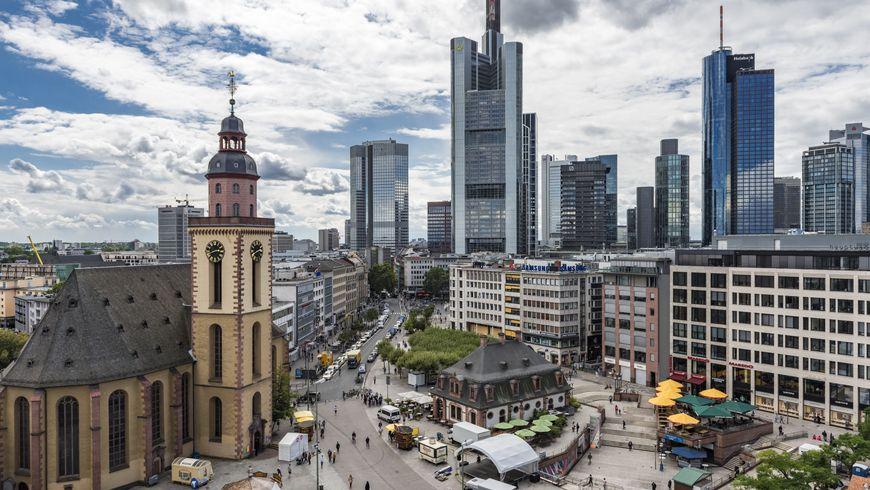 Франкфурт и его роли в истории - экскурсии