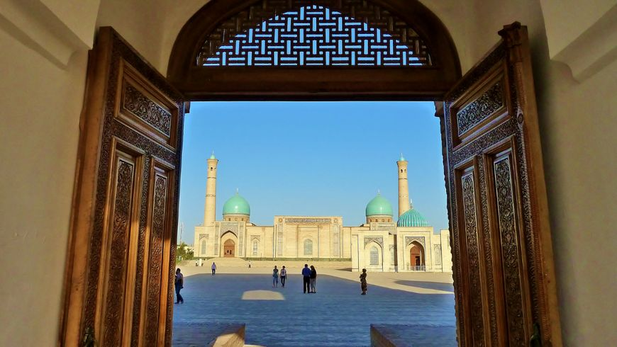 Обзорная экскурсия по Ташкенту - экскурсии