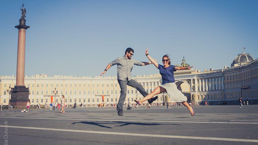 Фото-экскурсия «Классический Петербург» - экскурсии
