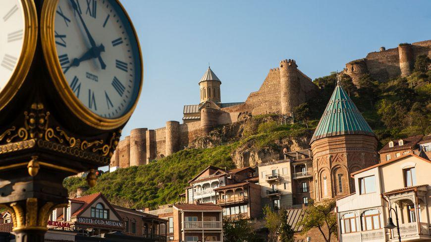Тбилиси вчера и сейчас - экскурсии