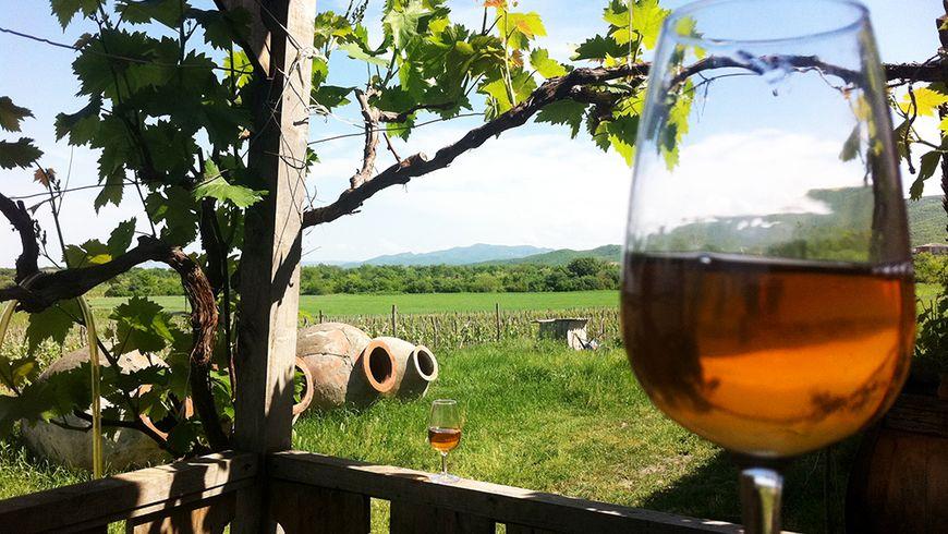 Таинство виноделия в Кахетии - экскурсии