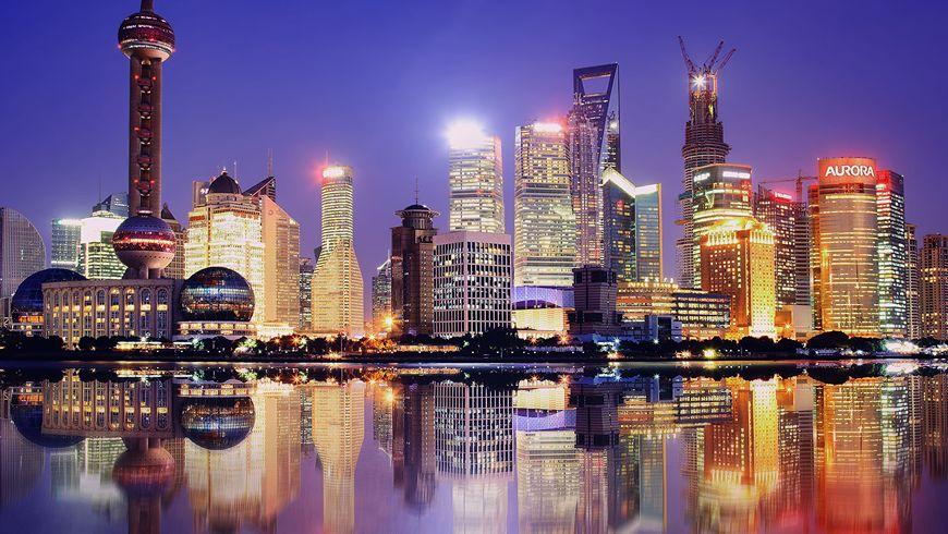 Вечерний Шанхай - экскурсии