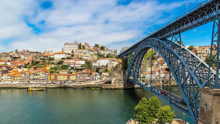 Из Порту в город портвейна Вила Нова де Гайя - экскурсии