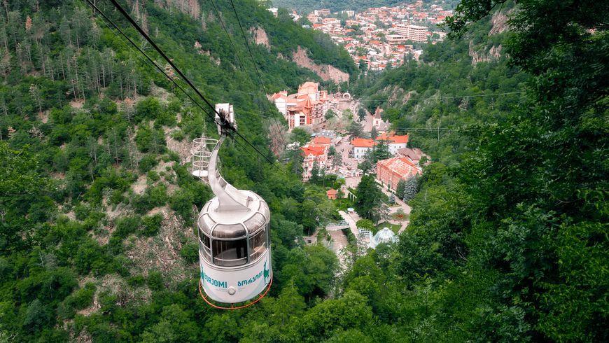 Боржоми-Уплисцихе. Зеленый рай и пещерный город - экскурсии