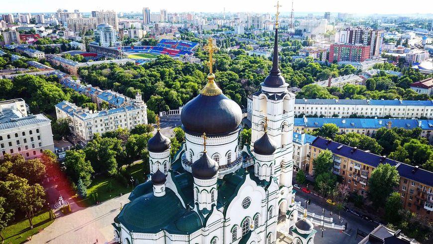 «Нескучный квадрат» Воронежа - экскурсии