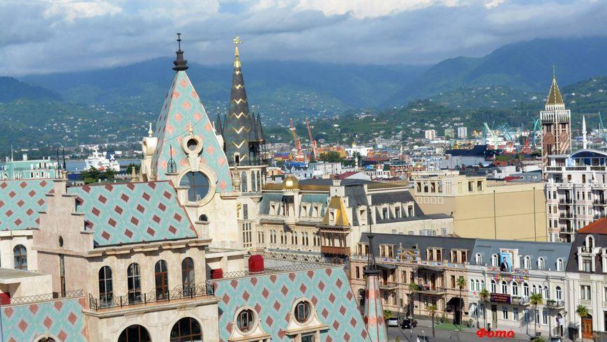 Батуми — Вавилон Черноморского побережья - экскурсии