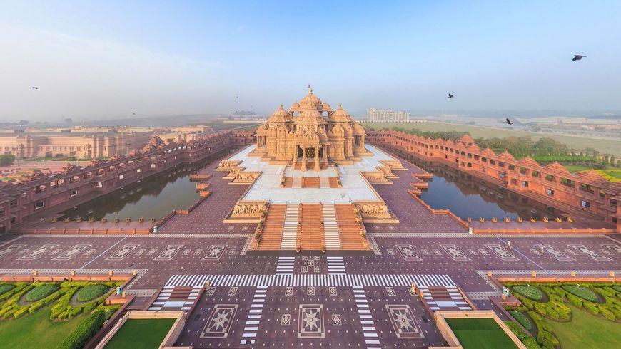 Древний мегаполис Дели - экскурсии