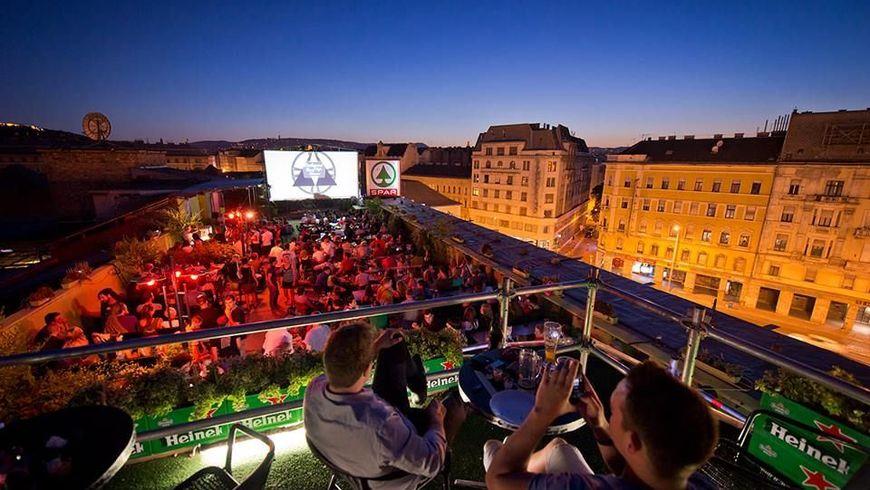 Ночная панорама и жизнь Будапешта - экскурсии