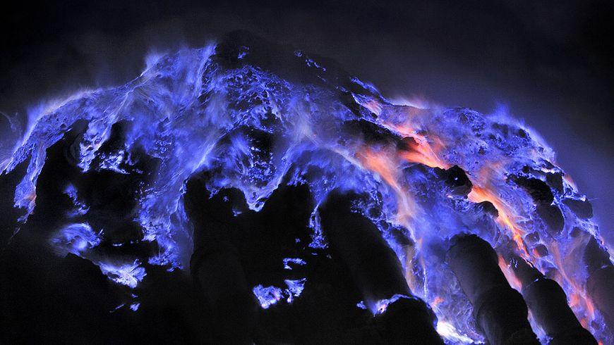 Ночь навулкане Иджен - экскурсии