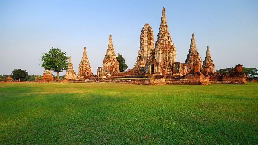 Роскошная Аюттайя и резиденция королей Банг Па-Ин - экскурсии