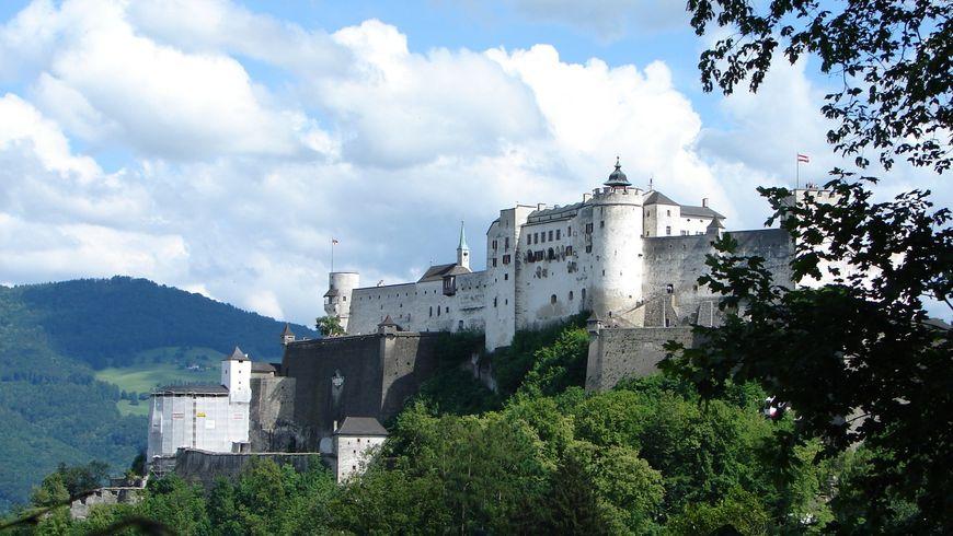 Крепость Хоэнзальцбург: жизнь длиной в тысячелетие - экскурсии