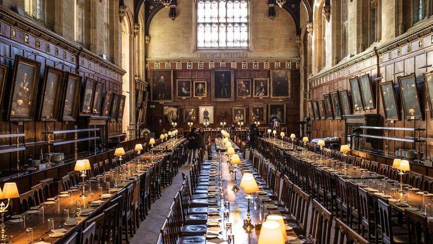 По следам Гарри Поттера в Оксфорде! - экскурсии