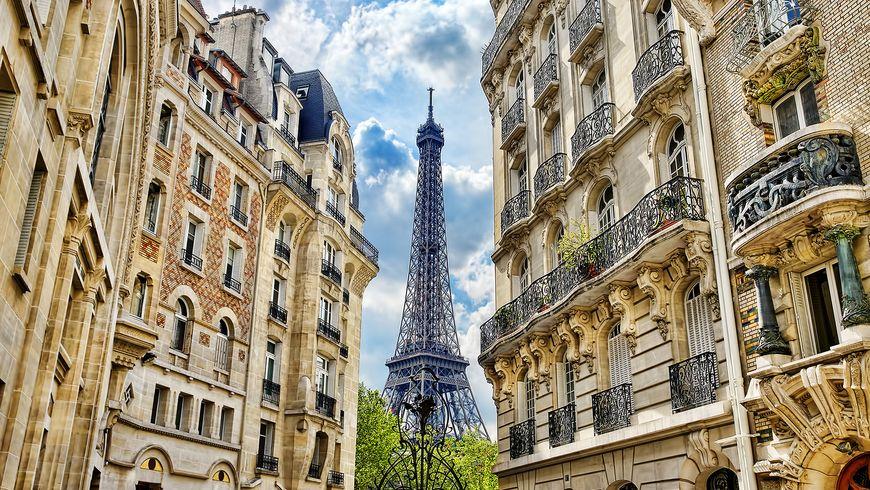 Фотопрогулка по Парижу и не только - экскурсии