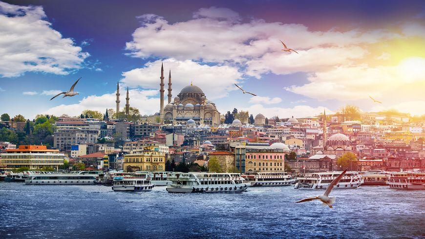 От Константинополя до Стамбула - экскурсии