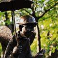 Необычные памятники Петербурга - экскурсии