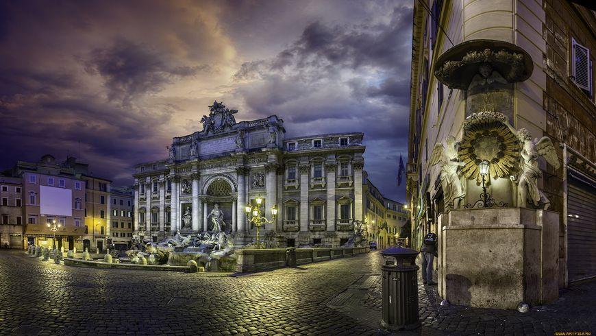 Магия вечернего Рима - экскурсии