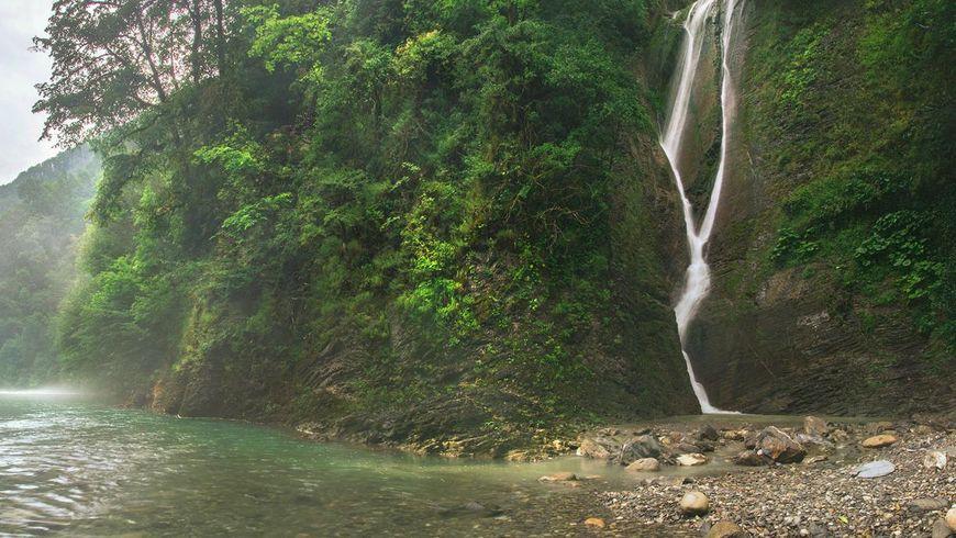Три водопада за один день - экскурсии
