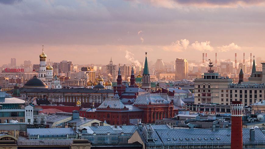 Москва: инструкция по применению - экскурсии