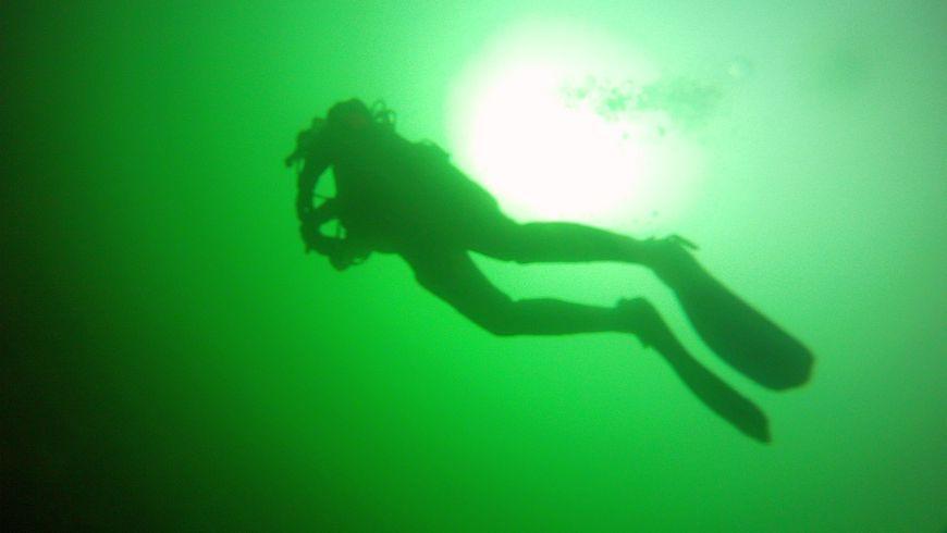 Необычный день на воде и под водой. Поселок Янтарный - экскурсии