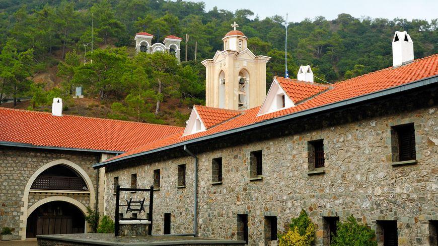 Главные монастыри Кипра - экскурсии