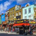 Лондон наизнанку - экскурсии