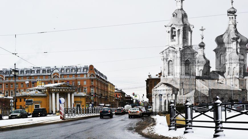 Утраченные достопримечательности Петербурга - экскурсии