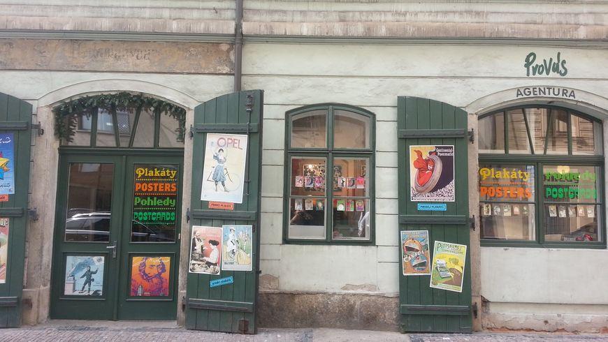 Винтаж в Праге - экскурсии