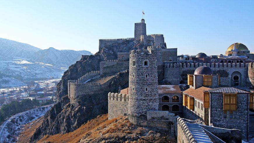 Боржоми и Рабат - прогулка в средневековье - экскурсии