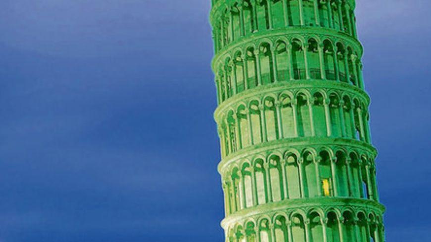 Как пизанцы башню строили - экскурсии
