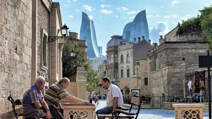 Баку и бакинцы - экскурсии