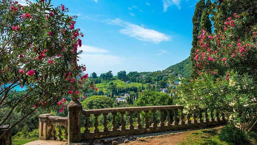 Все краски Абхазии за один день - экскурсии