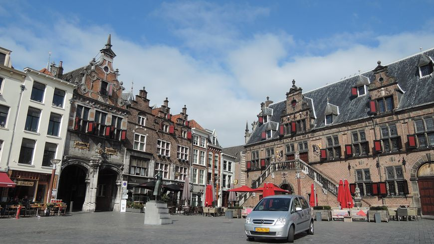 Голландия без туристов