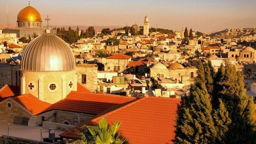 Вифлеем иИерусалим: прикосновение кистокам - экскурсии