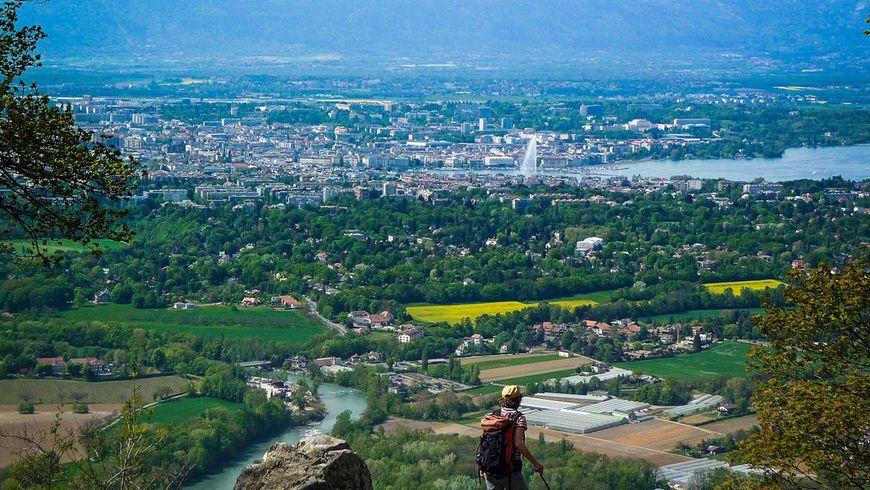 Женева и окрестности: гора Салев - экскурсии