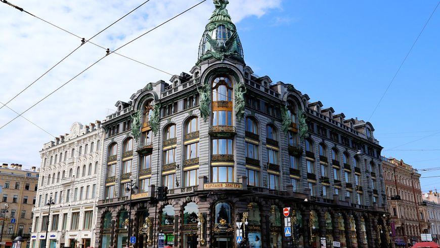 Классический Петербург - экскурсии