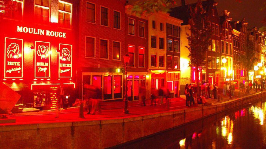 Запретный Амстердам. Свой человек - экскурсии
