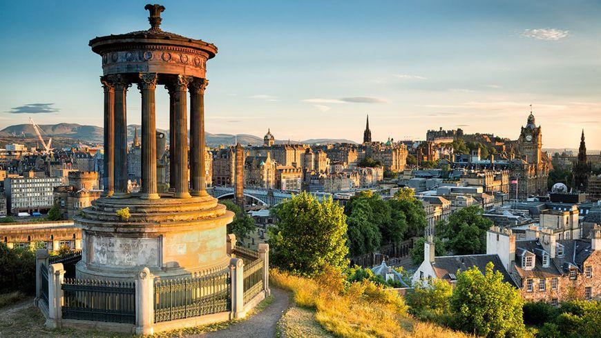 Большая обзорная прогулка по Эдинбургу - экскурсии