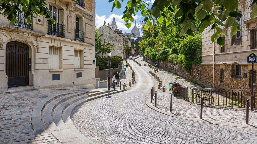 Романтичный и богемный Монмартр - экскурсии