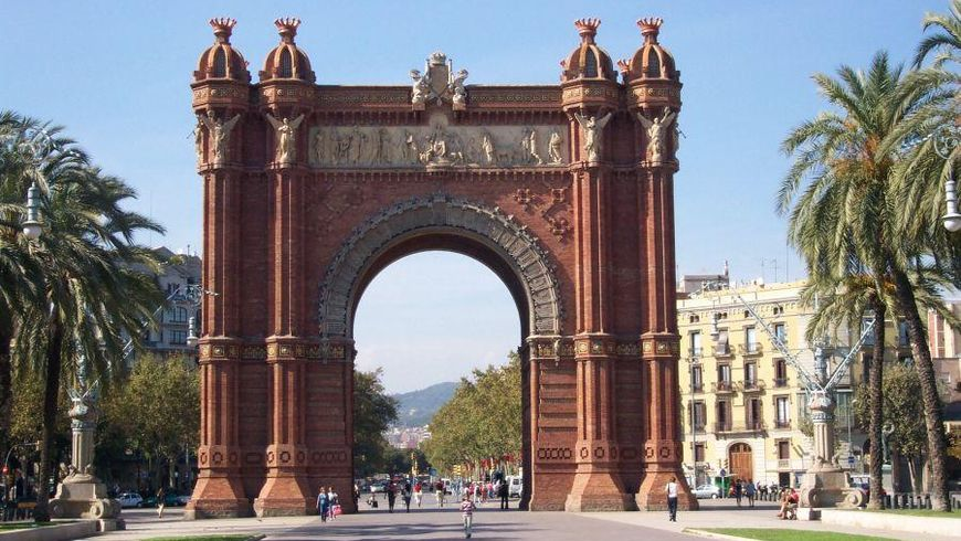 Барселона под особым углом