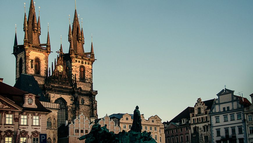 История и жизнь Праги в легендах Старого города - экскурсии