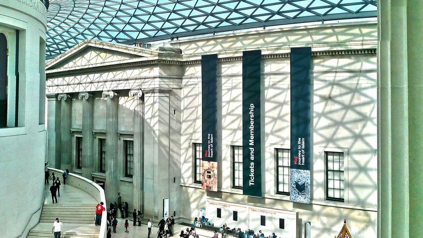 Экскурсия в Британский музей - экскурсии