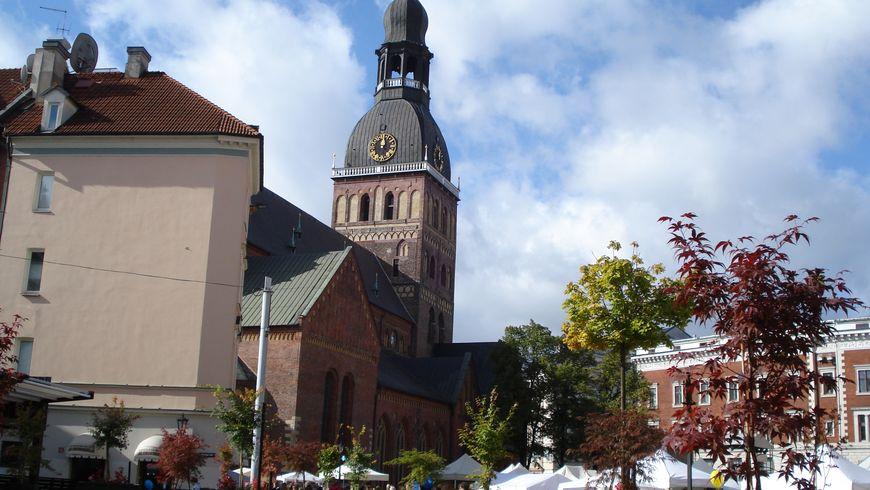 Сакральные памятники Средневековой Риги - экскурсии