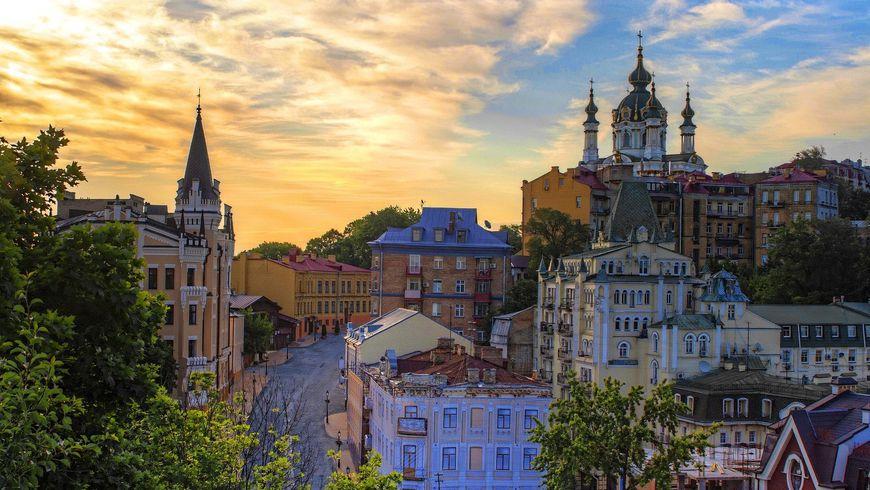 Шоколадно-мистический Киев - экскурсии