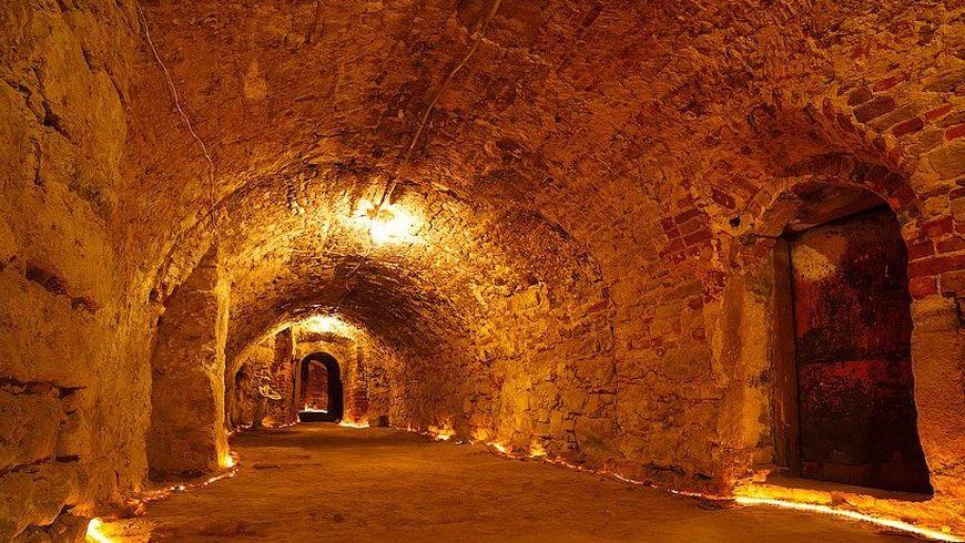 Львовские подземелья - экскурсии